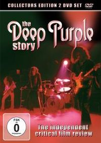 Cover Deep Purple - The Deep Purple Story [DVD]